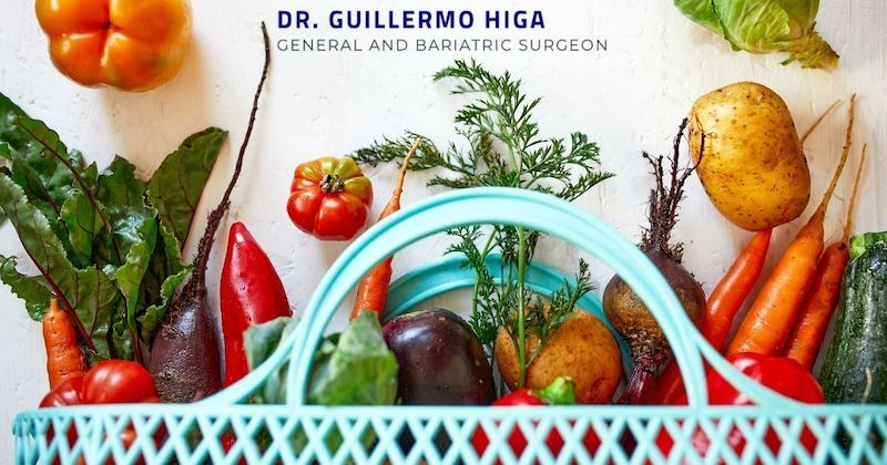 Nutritious vegetables offer energy after bariatric surgery